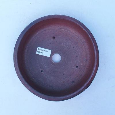 Miska pálená v peci na dřevo 1320 stupňů - 3