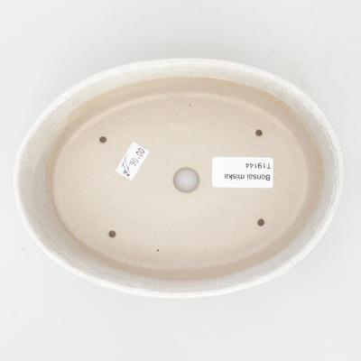 Keramická bonsai miska 2.jakost  - páleno v plynové peci 1240 °C - 3