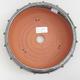 Keramická bonsai miska 21 x 21 x 6,5 cm, barva zelená - 3/4