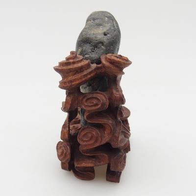 Suiseki - Kámen s DAI (dřevěnou podložkou) - 3