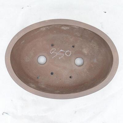 Bonsai miska 31 x 22 x 10 cm, farba režná - 3