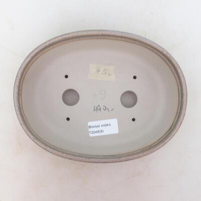 Bonsai miska 20 x 15 x 6 cm, barva šedá - 3