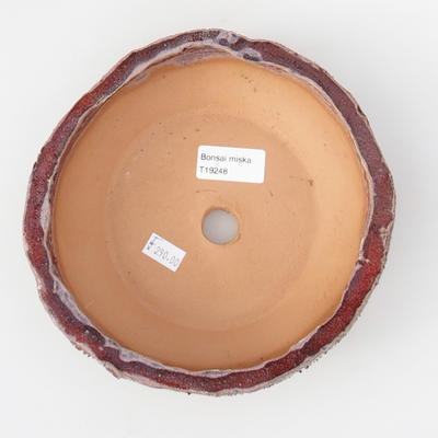 Keramická bonsai miska - 2.jakost mírná deformace - 3