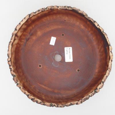 Keramická bonsai miska - páleno v plynové peci 1240 °C - 3