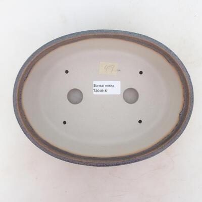 Bonsai miska 22 x 17 x 7 cm, barva šedá - 3