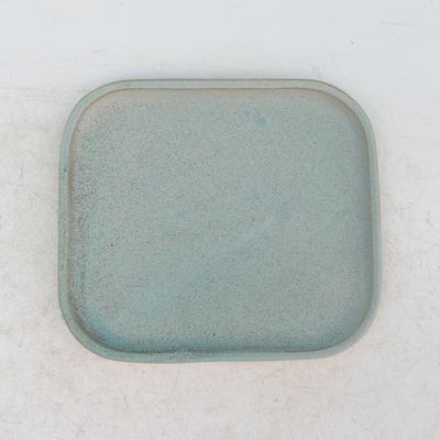 Bonsai miska + podmiska H36, zelená - 3