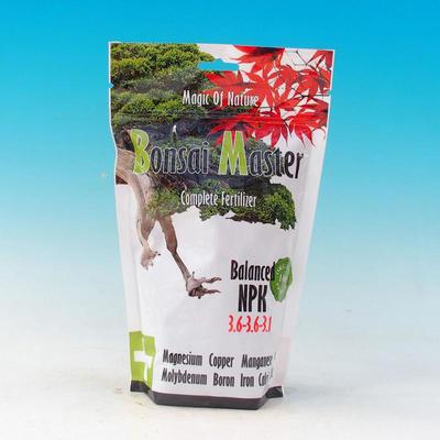 Zemina na bonsaje Bonsai Master 14 litrů + hnojivo  Bonsai master 100 g zdarma - 3