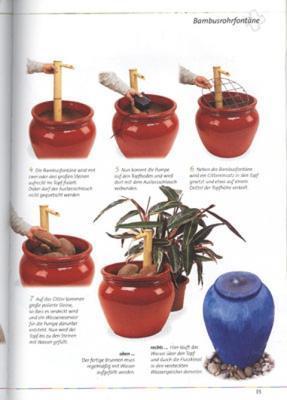 Wohnideen mit wasser und pflanzen - 3