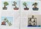 Bonsaje a Japonské záhrady sada 7 čísel 46,47,48,49,50,51,52 - 4/7