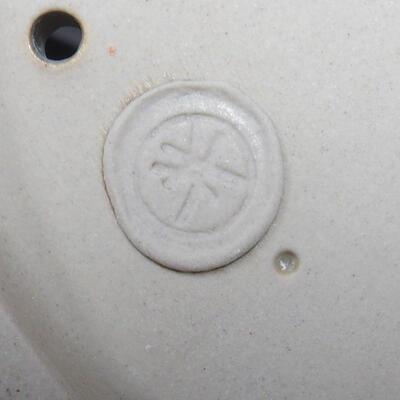 Bonsai miska 27 x 20 x 8 cm, barva hnědobéžová - 4