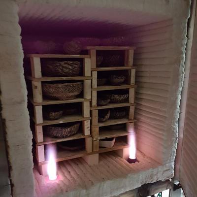 Keramická Skořápka 2.jakost - páleno v plynové peci 1240 °C - 4