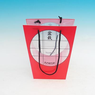 Darčeková plastová taška - 4