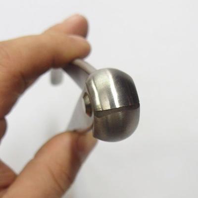 Kleště nerezové čelní  17,5 cm - 5