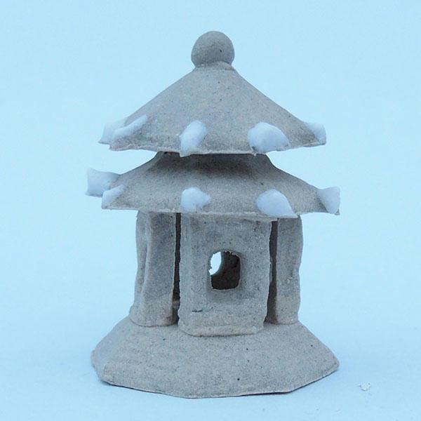 Keramická figurka - Altán S-14