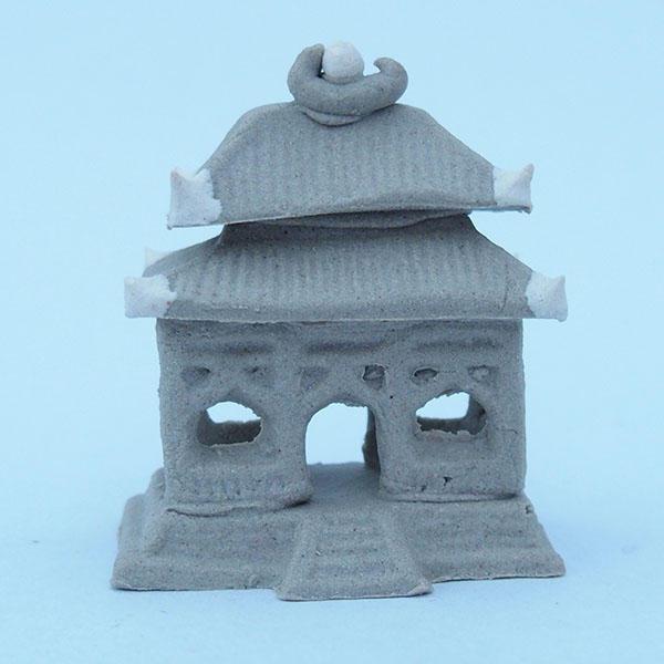 Keramická figurka - Altán S-12