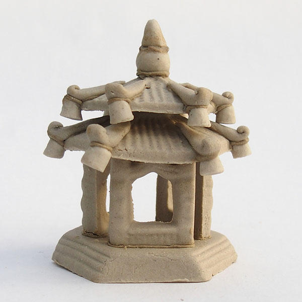 Keramická figurka - Altán S-5