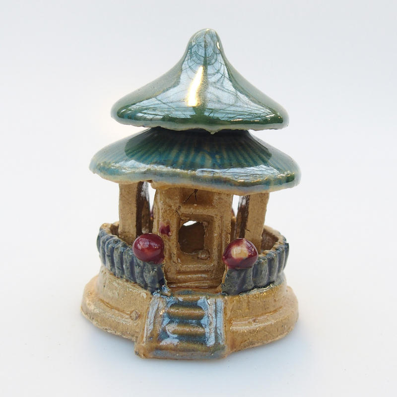 Keramická figurka - Altán