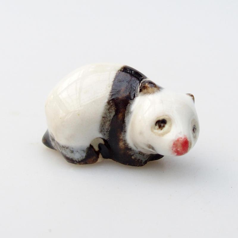 Keramická figurka - Panda B