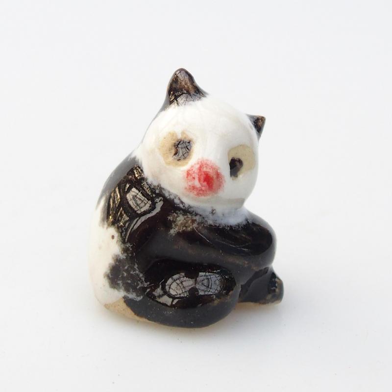 Keramická figurka - Panda C