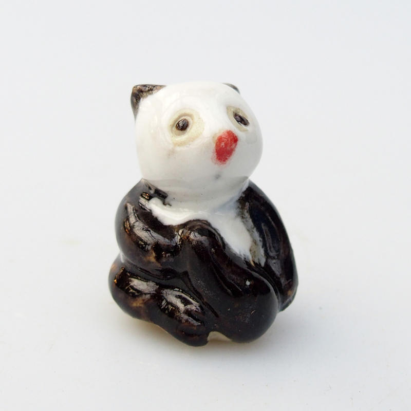 Keramická figurka - Panda D