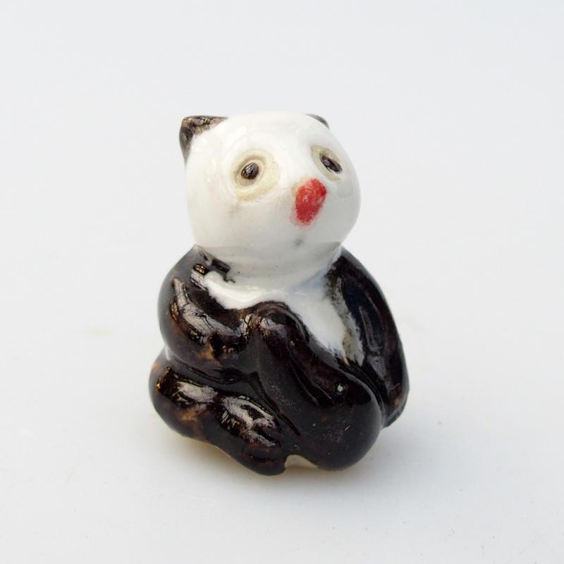 Keramická figurka - Panda