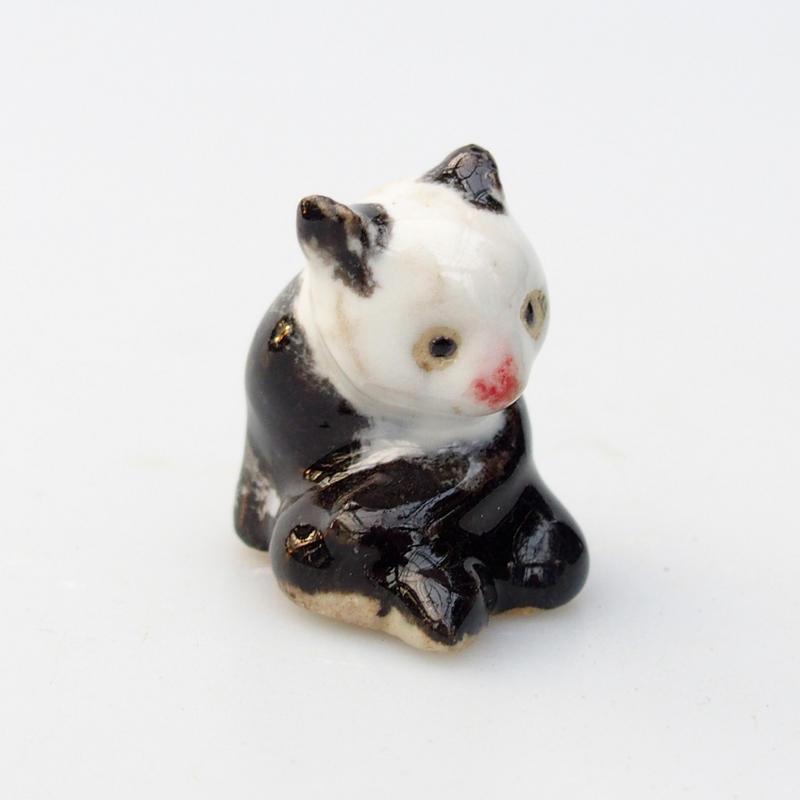 Keramická figurka - Panda E