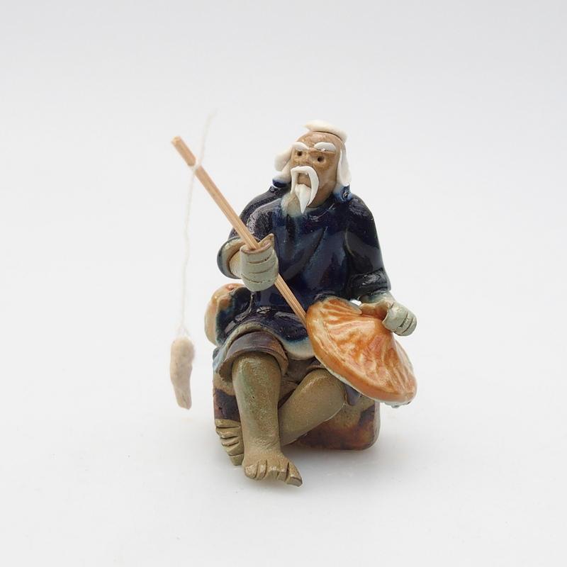 Keramická figurka - Panáček A