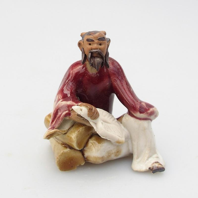 Keramická figurka - Panáček B