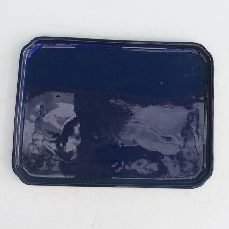 Bonsai podmiska H 20 modrá