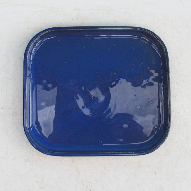 Bonsai podmiska H 38 modrá