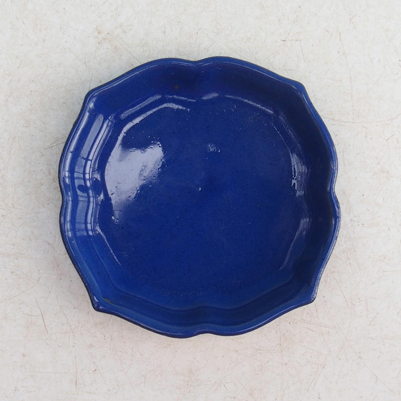 Bonsai podmiska H 95 modrá