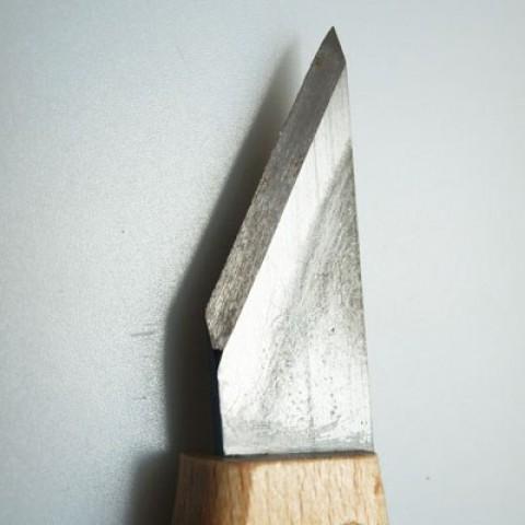 Bonsai nářadí - Nůž NS1 - 160 mm
